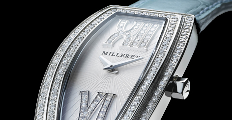 Diva: Milleret watch collection